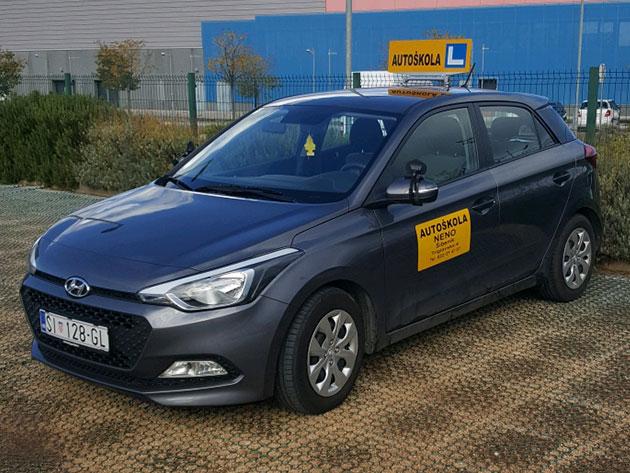 Vozila autoškole Neno - Hyundai i20